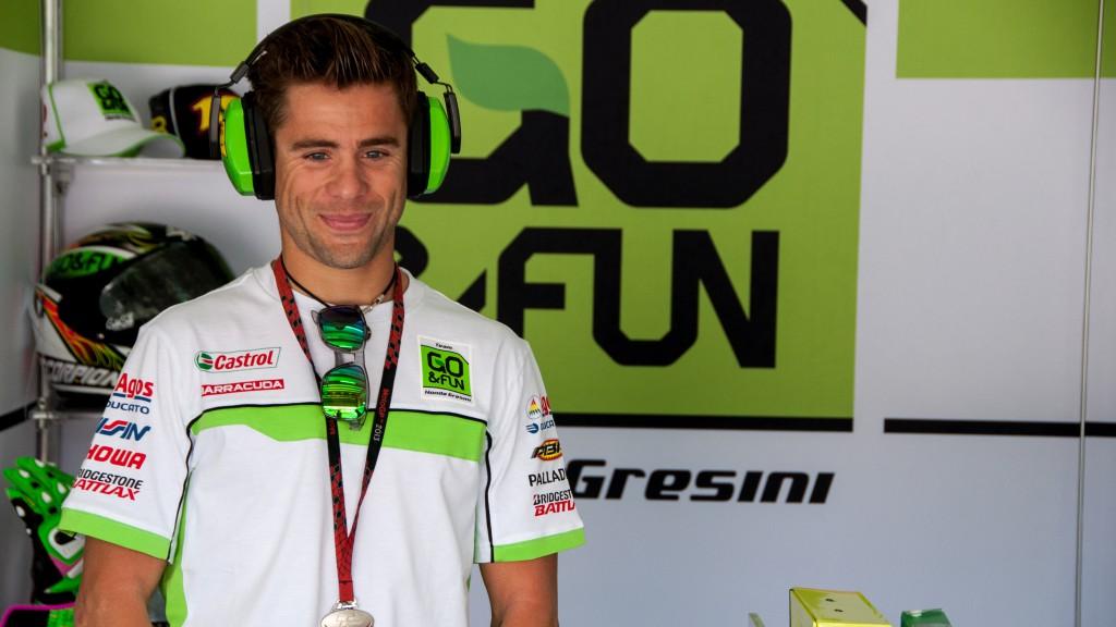 Alvaro Bautista, GO&FUN Honda Gresini - Sepang Official MotoGP Test 1