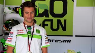 Bautista joins Aprilia for 2015 season
