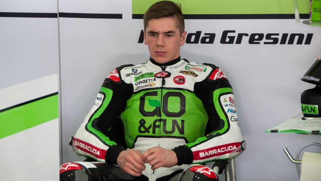 Scott Redding, GO&FUN Honda Gresini - Sepang Official MotoGP Test 1