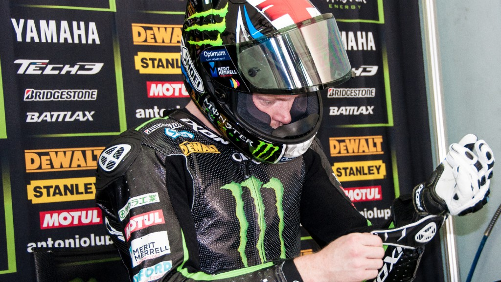 Bradley Smith, Monster Yamaha Tech3 - Sepang MotoGP Official Test 1