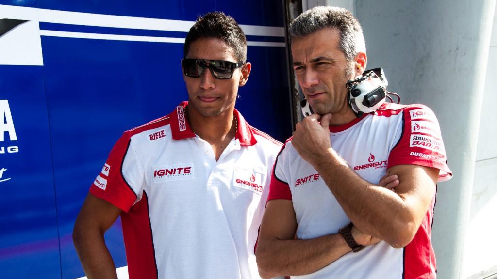 Yonny Hernandez, Pramac Racing - Sepang MotoGP Official Test 1