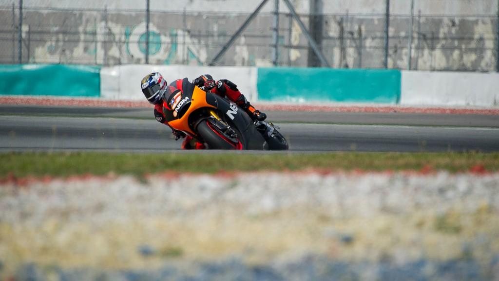 Colin Edwards, NGM Mobile Forward Racing - Sepang Official MotoGP Test 3 © Milagro