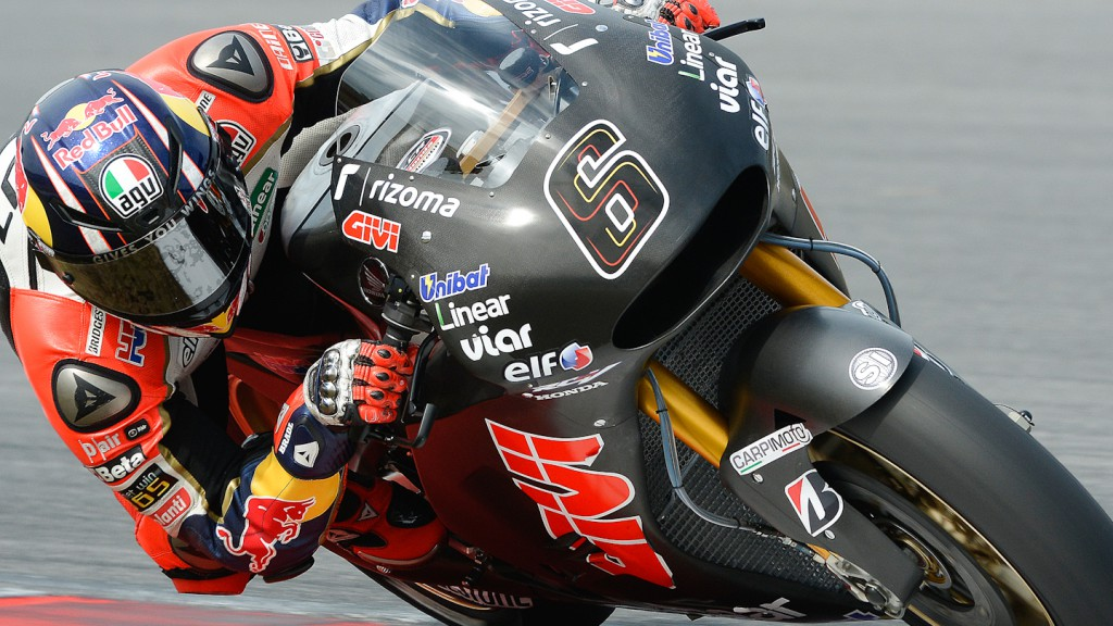 Stefan Bradl, LCR Honda MotoGP - Sepang Official MotoGP Test 2 © Milagro
