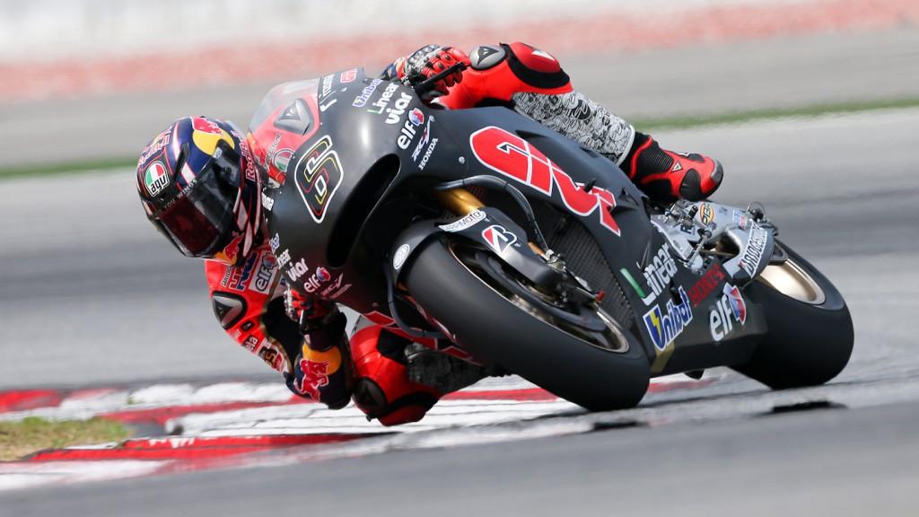 Stefan Bradl, LCR Honda MotoGP - Sepang Official MotoGP Test 3 © Milagro
