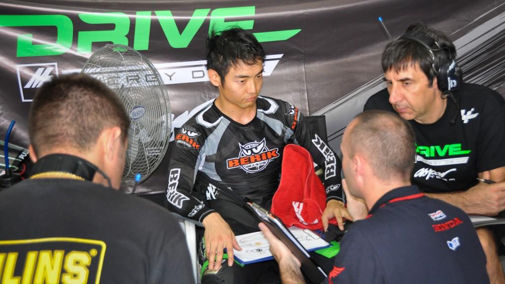Hiroshi Aoyama, Drive M7 Aspar - Sepang Official MotoGP Test 2