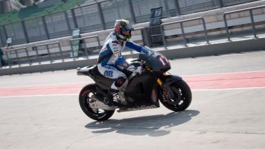 Karel Abraham, Cardion AB Motoracing - Sepang Official MotoGP Test