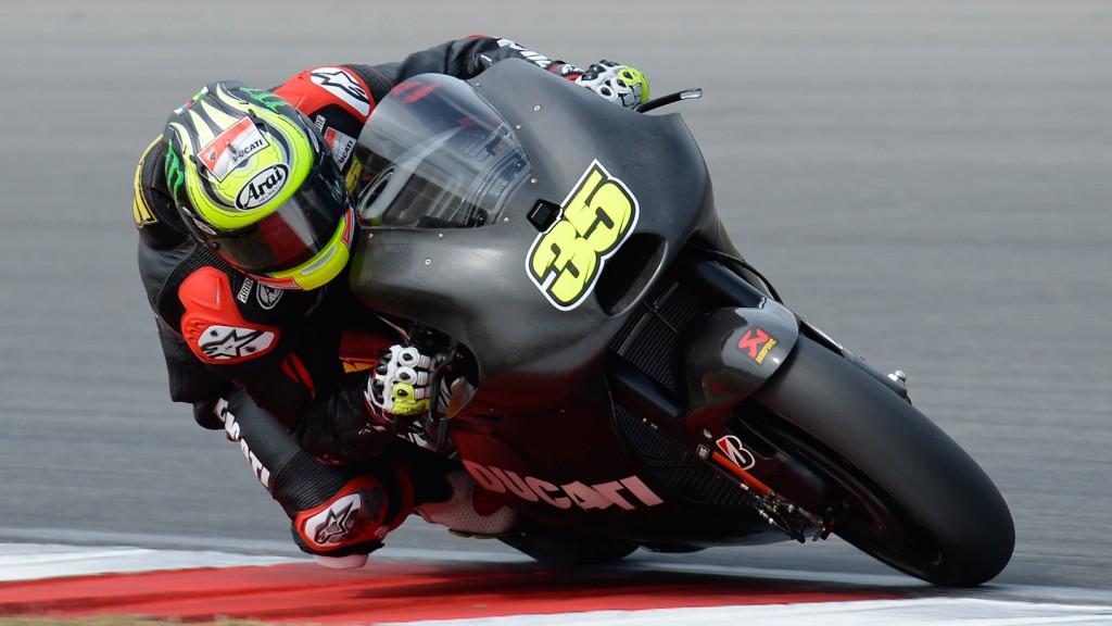 Cal Crutchlow, Ducati Team - Sepang Official MotoGP Test 2 © Milagro