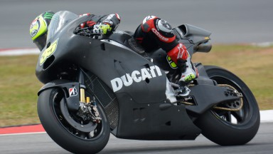 Cal Crutchlow, Ducati Team - Sepang Official MotoGP Test 3 © Milagro
