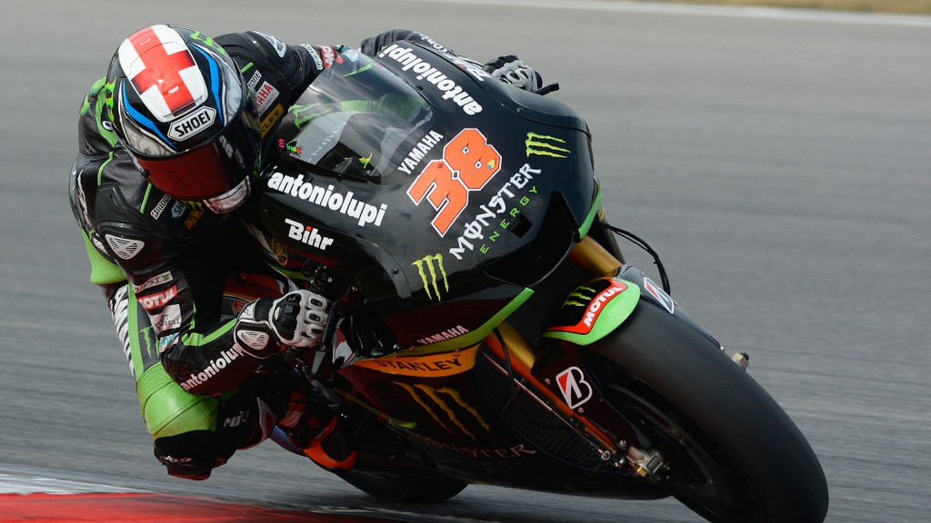 Bradley Smith, Monster Yamaha Tech 3 - Sepang Official MotoGP Test 3 © Milagro