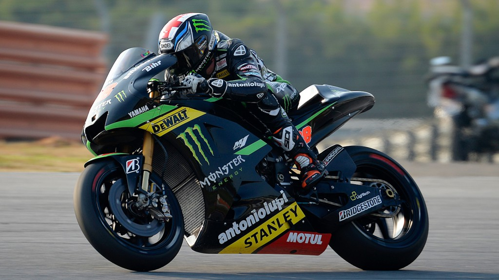 Bradley Smith, Monster Yamaha Tech 3 - Sepang Official MotoGP Test 2 © Milagro