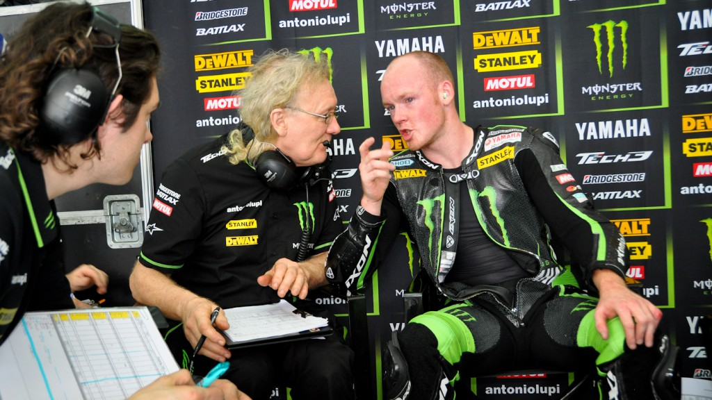 Bradley Smith, Monster Yamaha Tech 3 - Sepang Official MotoGP Test 2