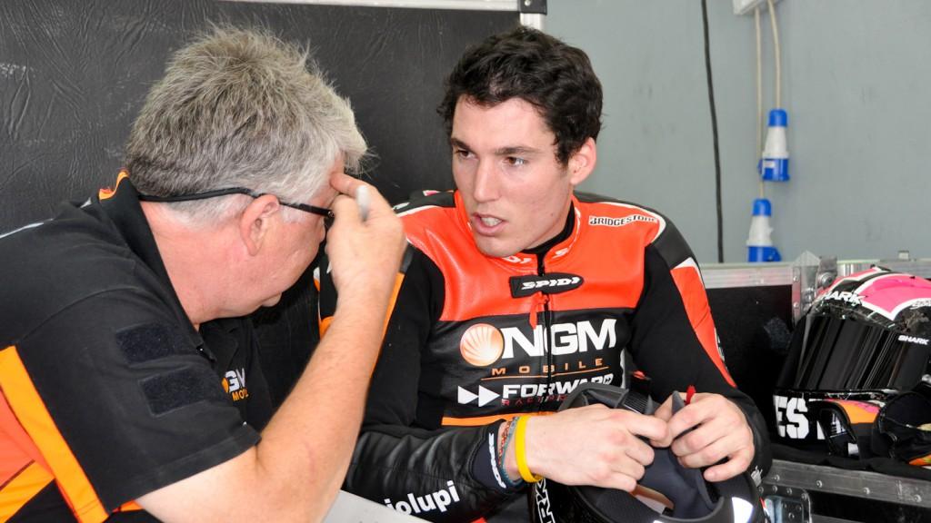Aleix Espargaro, NGM Mobile Forward Racing - Sepang Official MotoGP Test 2