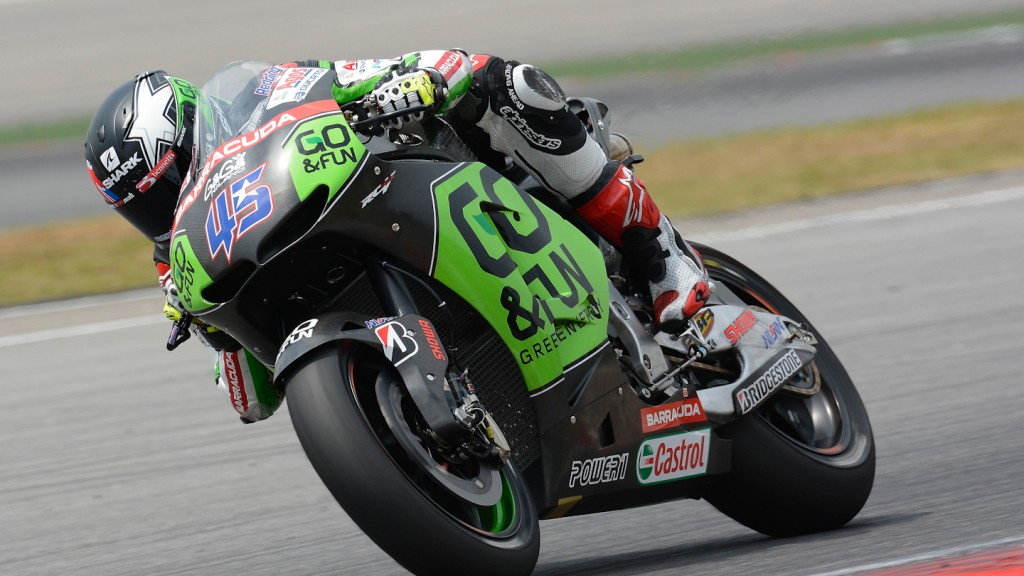 Scott Redding, GO&FUN Honda Gresini- Sepang Official MotoGP Test 2 © Milagro