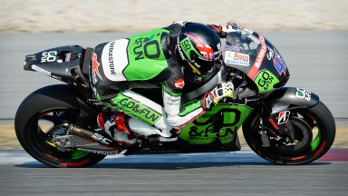 Scott Redding, GO&FUN Honda Gresini- Sepang Official MotoGP Test 3 © Milagro