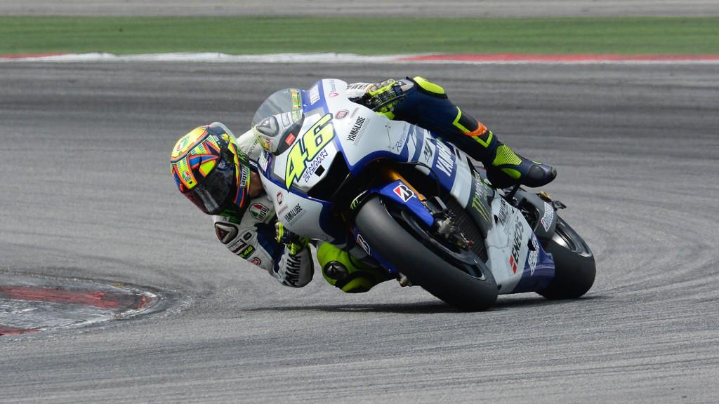 Valentino Rossi, Yamaha Factory Racing - Sepang Official MotoGP Test 2 © Milagro