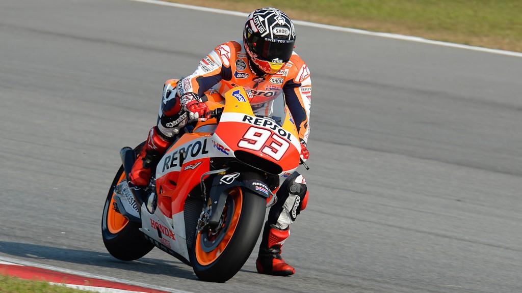 Marc Marquez, Repsol Honda Team - Sepang Official MotoGP Test 3 © Milagro