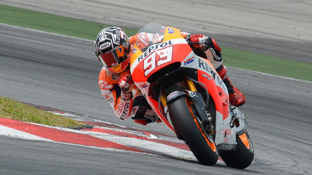 Marc Marquez, Repsol Honda Team - Sepang Official MotoGP Test 2 © Milagro