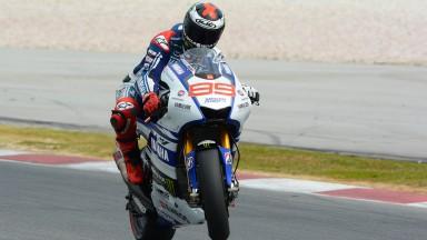 Jorge Lorenzo, Yamaha Factory Racing - Sepang Official MotoGP Test 2 © Milagro