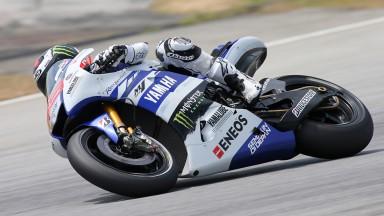 Jorge Lorenzo, Yamaha Factory Racing - Sepang Official MotoGP Test 3 © Milagro