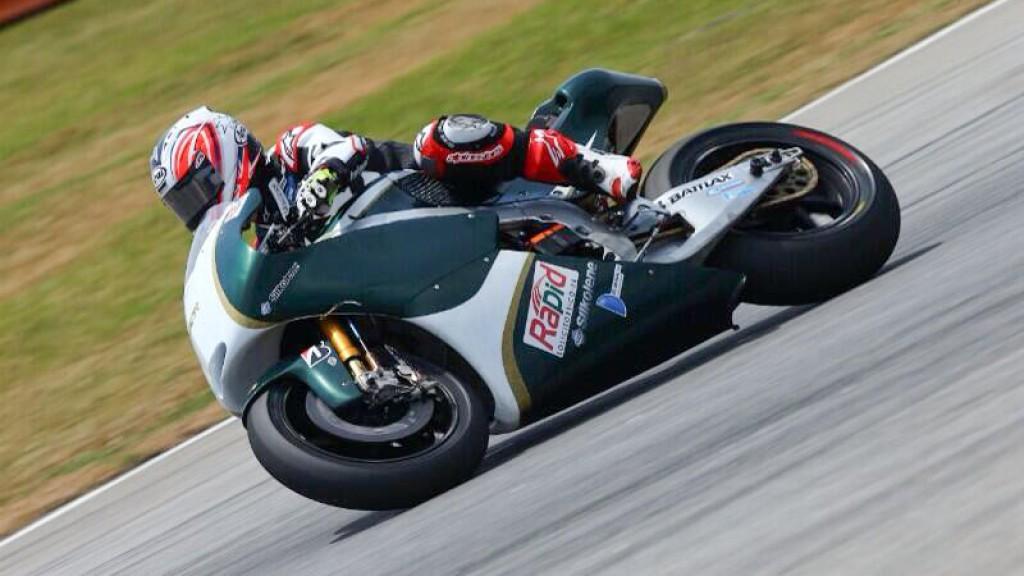 Broc Parkes, Paul Bird Motorsport, Sepang Official MotoGP Test