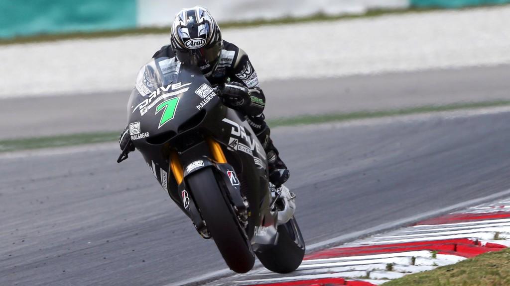Hiroshi Aoyama, Drive M7 Aspar - Sepang Official MotoGP Test