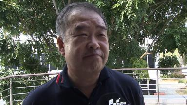 Shuhei Nakamoto on new Honda RCV1000R