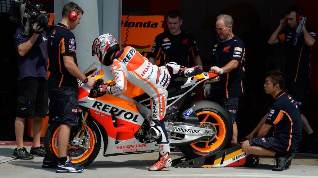 Dani Pedrosa, Repsol Honda Team - Sepang Official MotoGP Test 3 © Milagro