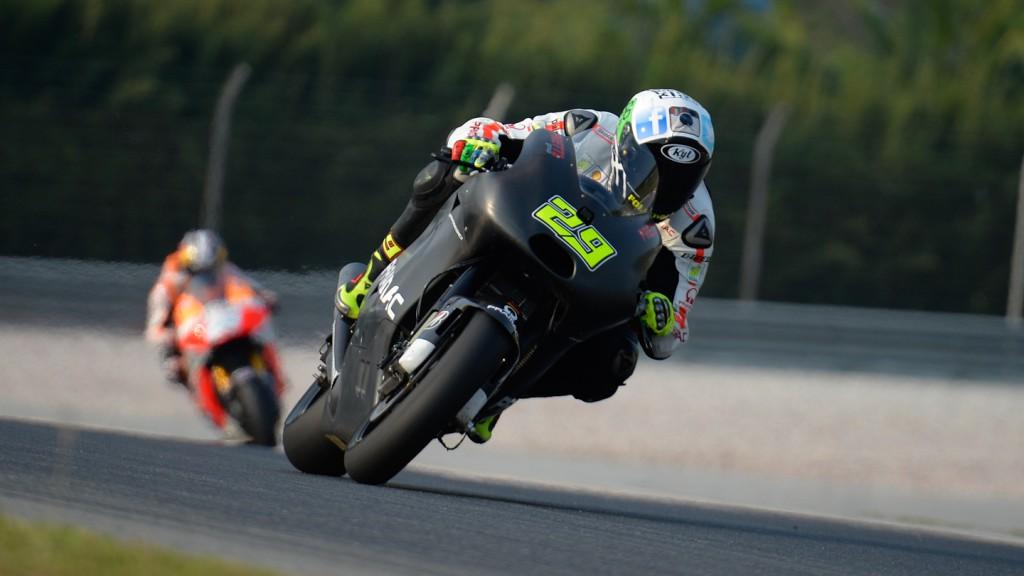 Andrea Iannone, Pramac Racing - Sepang Official MotoGP Test 3 © Milagro