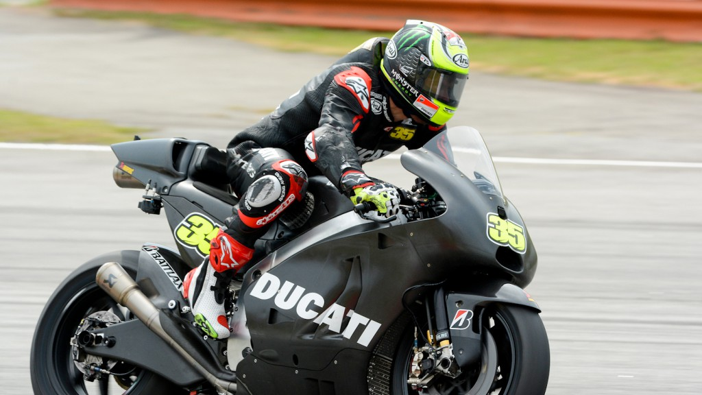 Cal Crutchlow, Ducati Team - Sepang Official MotoGP Test