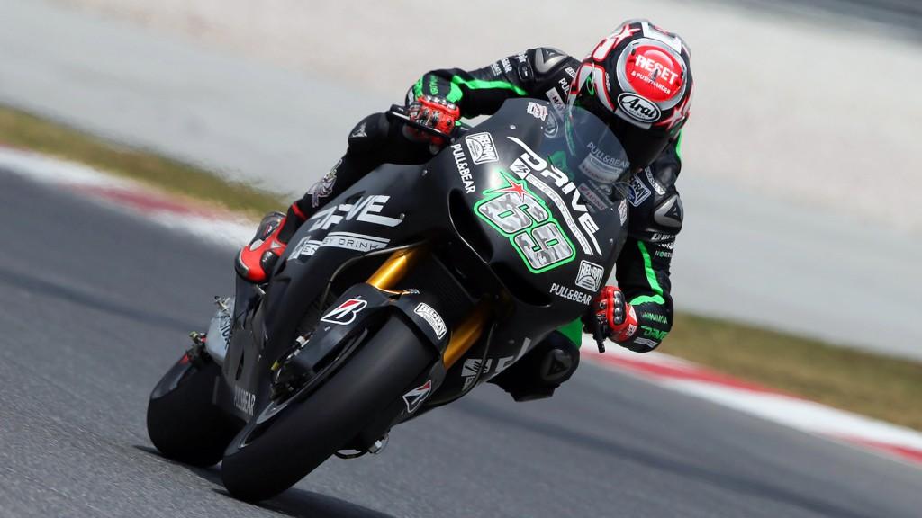 Nicky Hayden, Drive M7 Aspar- Sepang Official MotoGP Test 3