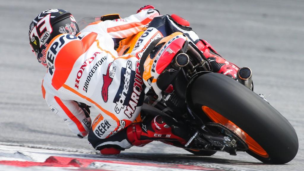 Marc Marquez, Repsol Honda Team - Sepang Official MotoGP Test 3