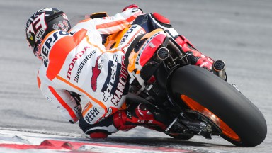 Marc Marquez, Repsol Honda Team - Sepang Official MotoGP Test 3