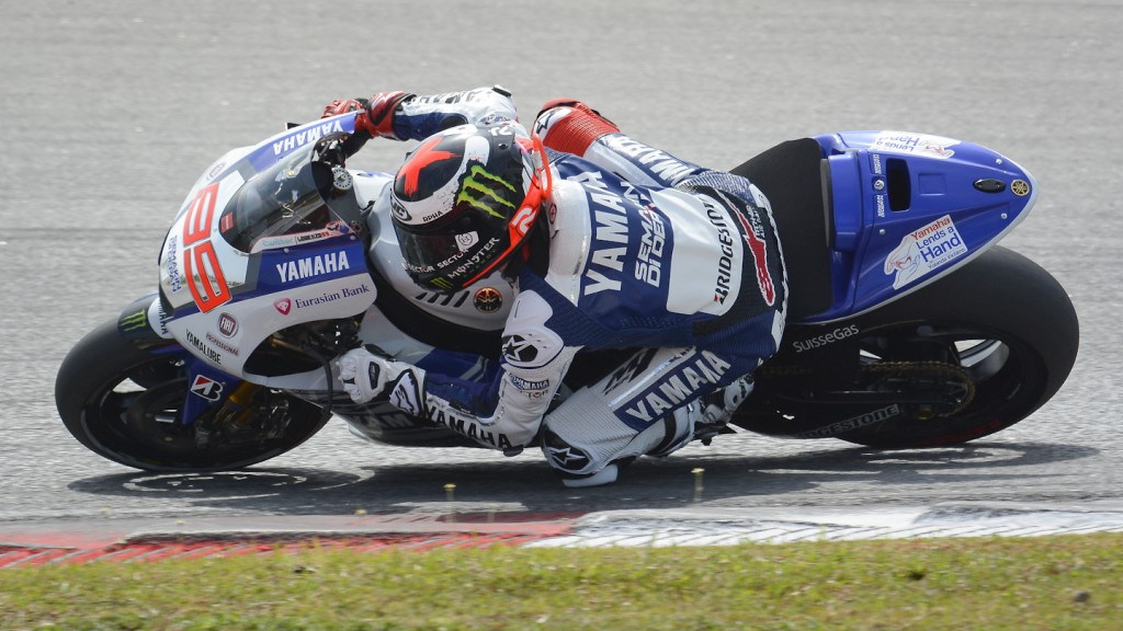 Jorge Lorenzo, Yamaha Factory Racing - Sepang Official MotoGP Test 3