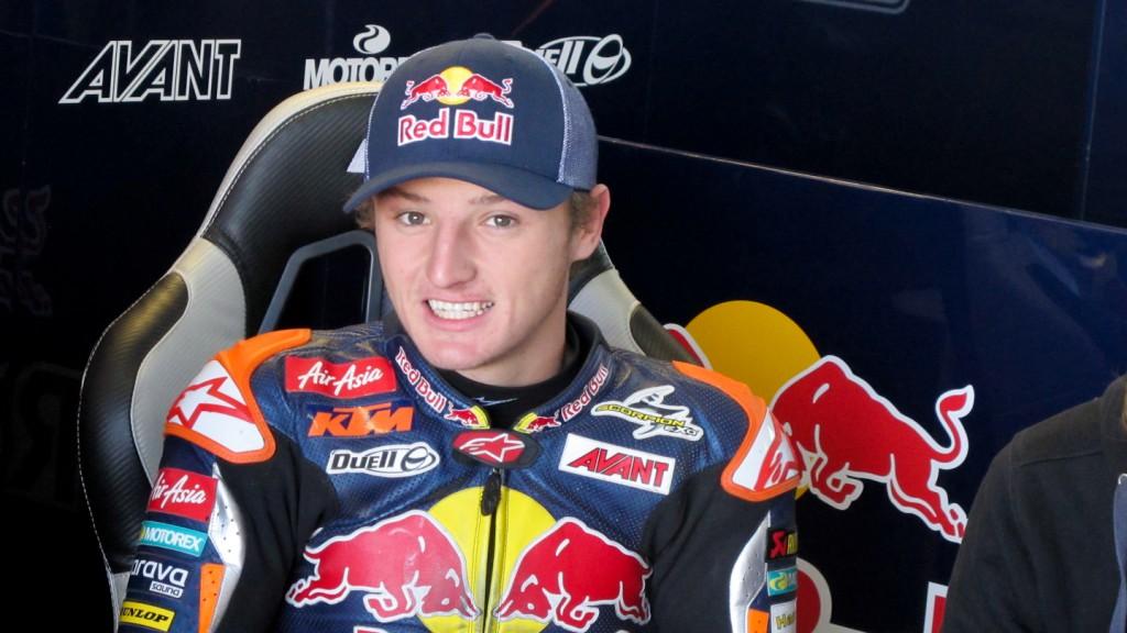 Jack Miller, Red Bull KTM Ajo, Almería Test