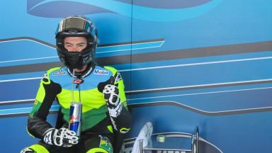 Eric Granado, Calvo Team, Almería Test