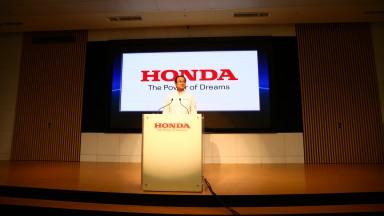 Honda Motor CEO Takanobu Ito, Honda 2014 Motorsports Press Conference
