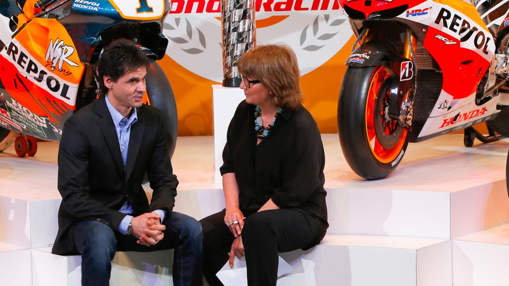 Repsol Honda Team's 20th anniversary