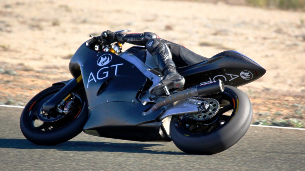 Gino Rea, AGT Rea Racing, Almería Test  © Max Kroiss