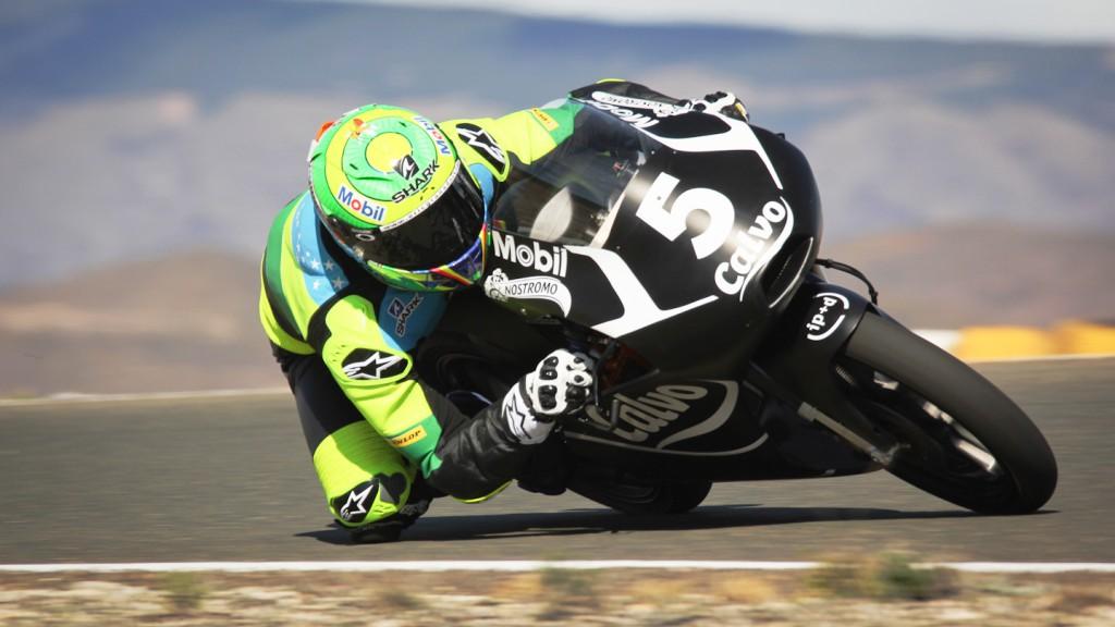 Eric Granado, Calvo Team, Almería Test © Max Kroiss