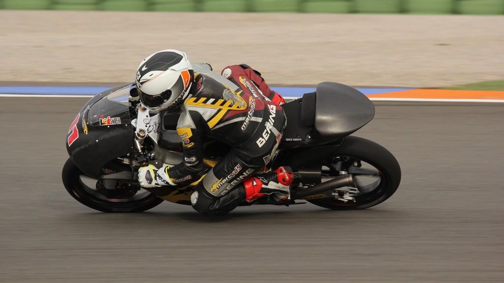 Livio Loi, Marc VDS Racing Team, Valencia Test © Max Kroiss