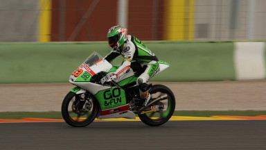 Niccolò Antonelli, Junior Team GO&FUN Moto3, Valencia Test © Max Kroiss