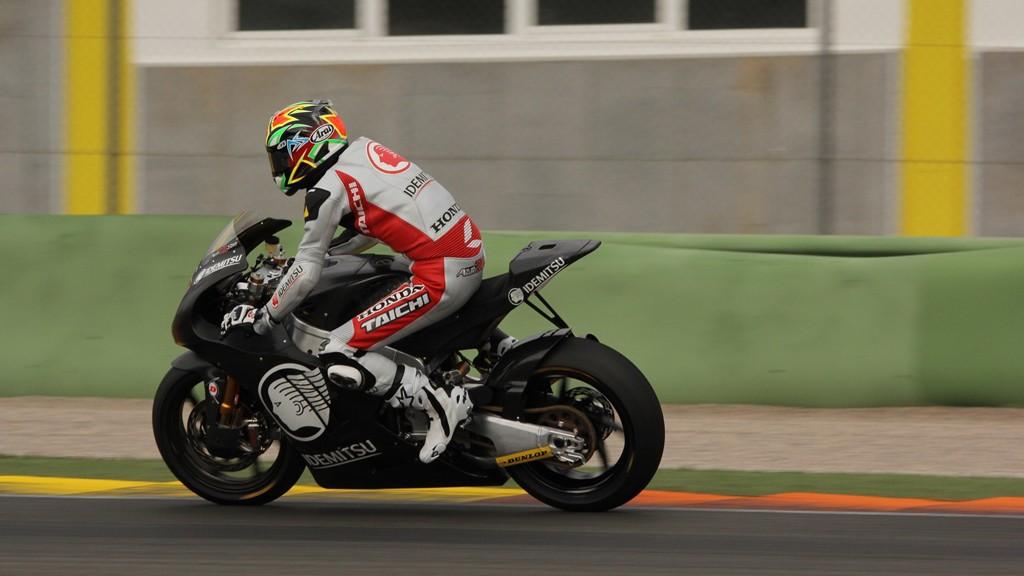Azlan Shah, IDEMITSU Honda Team Asia, Valencia Test © Max Kroiss