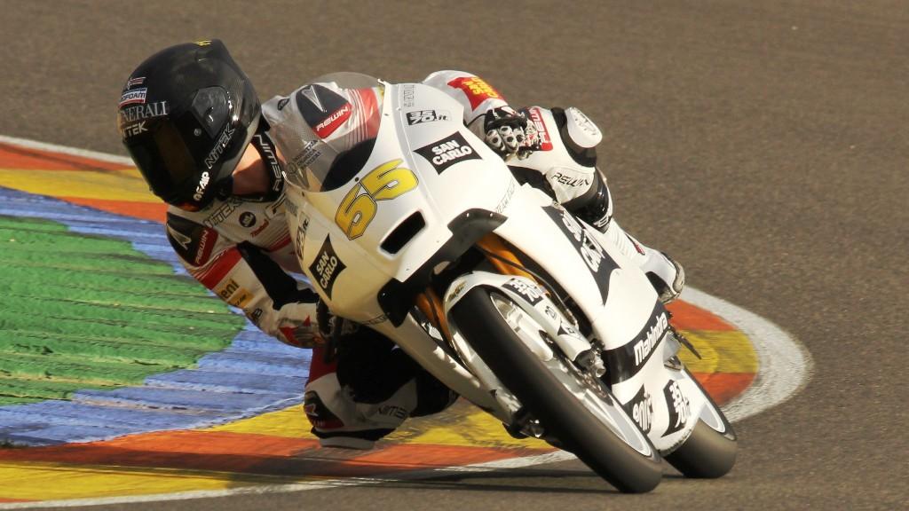 Andrea Locatelli, San Carlo Team Italia, Valencia Test © Max Kroiss