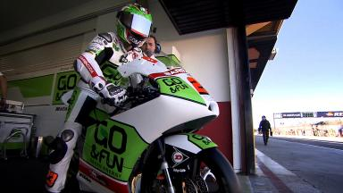 Highlights: Moto3™ Valencia testing – Day 2