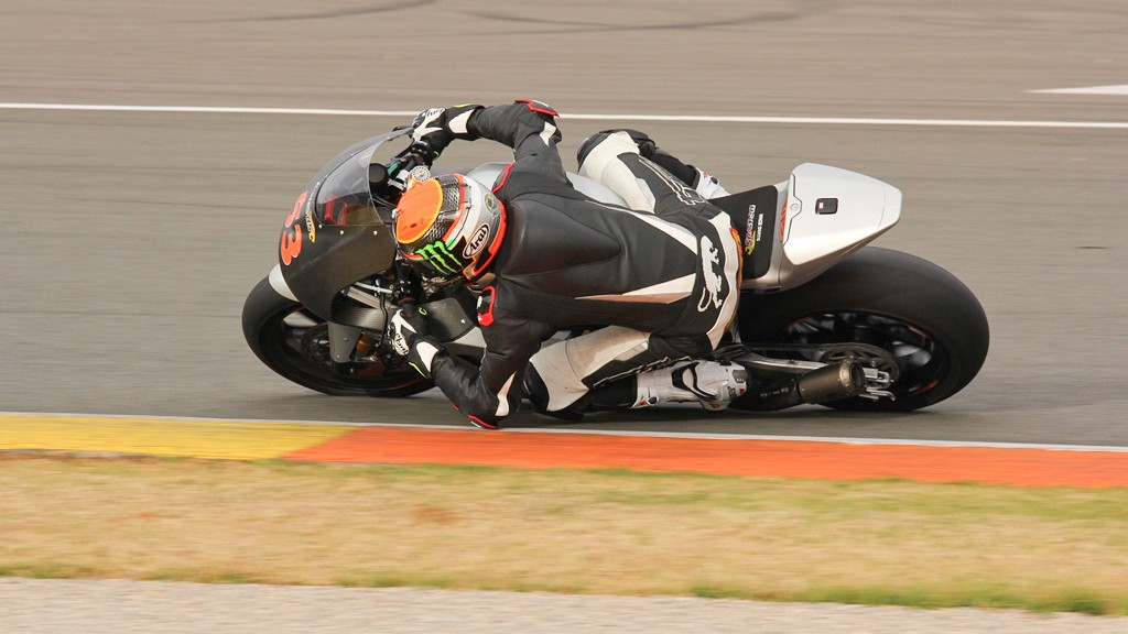 Esteve Rabat, Marc VDS Racing Team, Valencia Test © Max Kroiss