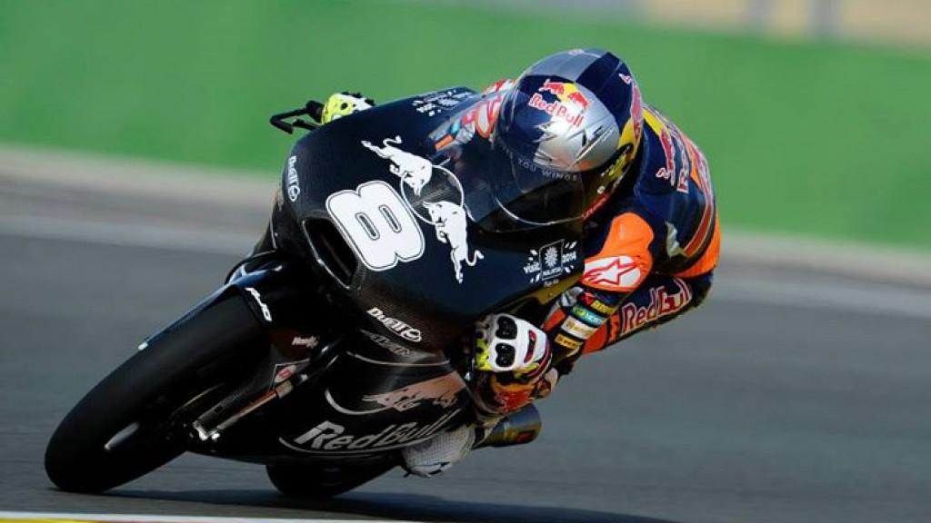 Jack Miller, Red Bull KTM Ajo, Valencia Test