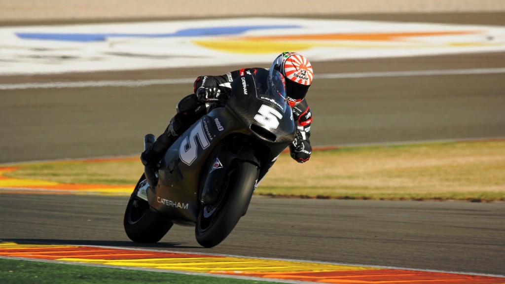 Johann Zarco, Caterham Moto Racing, Valencia Test © Max Kroiss