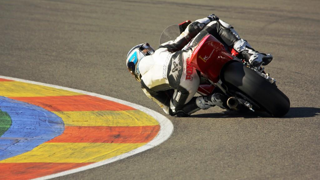 Axel Pons, Argiñano & Gines Racin, Valencia Test © Max Kroiss
