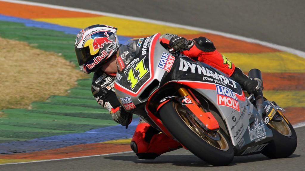 Sandro Cortese, Dynavolt Intact GP, Valencia Test © Max Kroiss