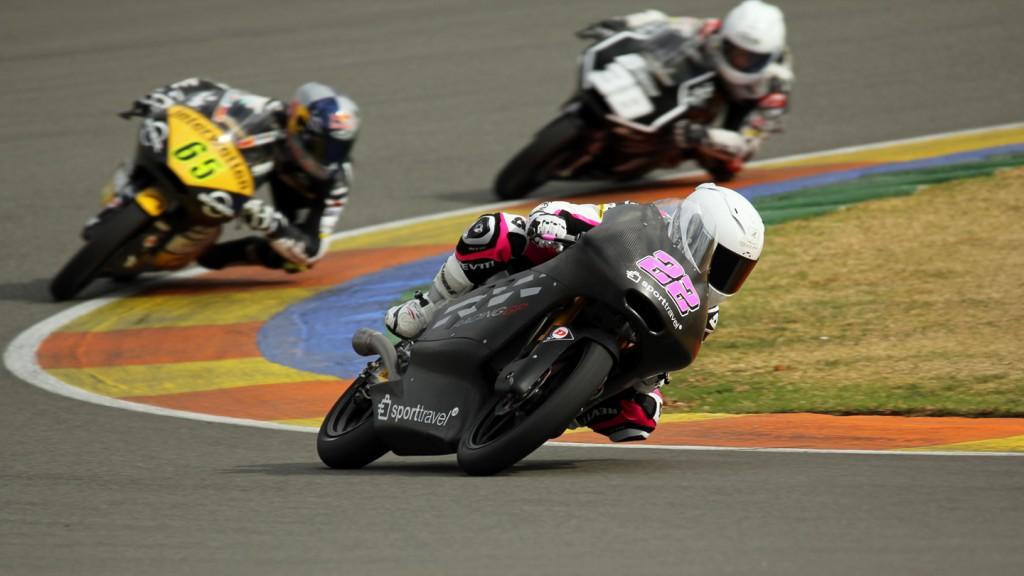 Ana Carrasco, RW Racing Team, Valencia Test © Max Kroiss